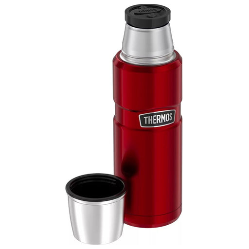 TERMO LIQUIDO 470ML KING ROJO
