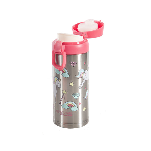 BOTELLA 350ML UNICORNIO ACERO INOX