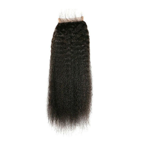 Premium Kinky Straight Closure