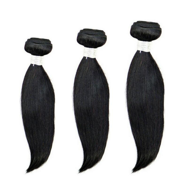 Basic Silky Straight Bundle Deal