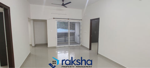 2BHK Flat for rent - 1st A Main Road, Kasthurinagar, East of NGEF Layout