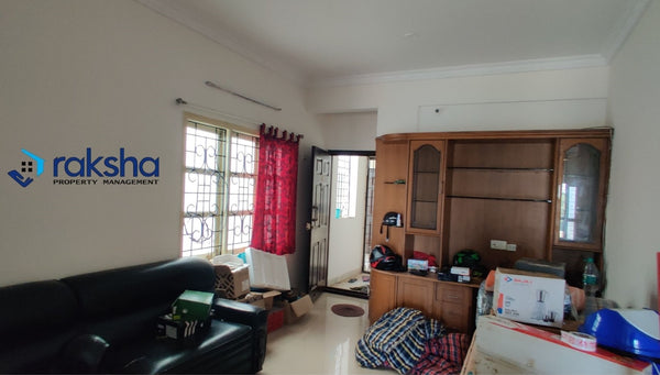 3 BHK Fully-furnished flat for rent @ Sri Charitha Gardens - Marathahalli