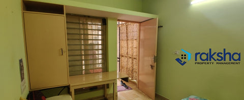 Single room with attached bathroom for Rent in Indiranagar - CMH Road