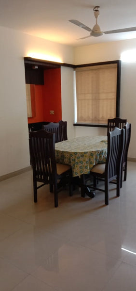 4 BHK Well furnished flat for rent at Ernakulam - Dover Court
