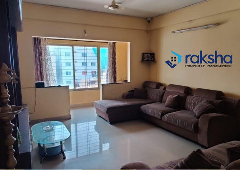 3 BHK Flat For Rent In Horamavu, Bengaluru