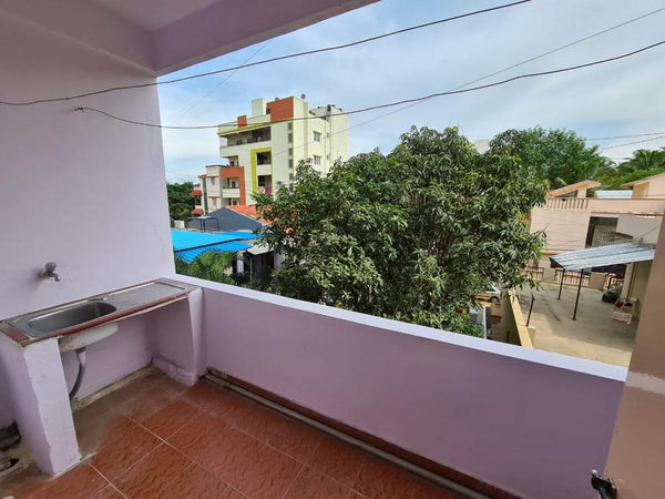 3 BHK Semi-furnished ready to occupy flat - Sai Kingsdale, Horamavu