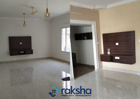 1 BHK (Rs. 14,000/-)  & 2 BHK (Rs. 18,000/-) House ready to occupy at Esther Enclave Layout, Kalkere, Bangalore - 16