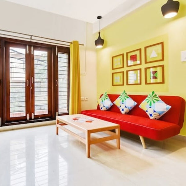 3 BHK Flat For Rent In HRBR Layout, Bengaluru