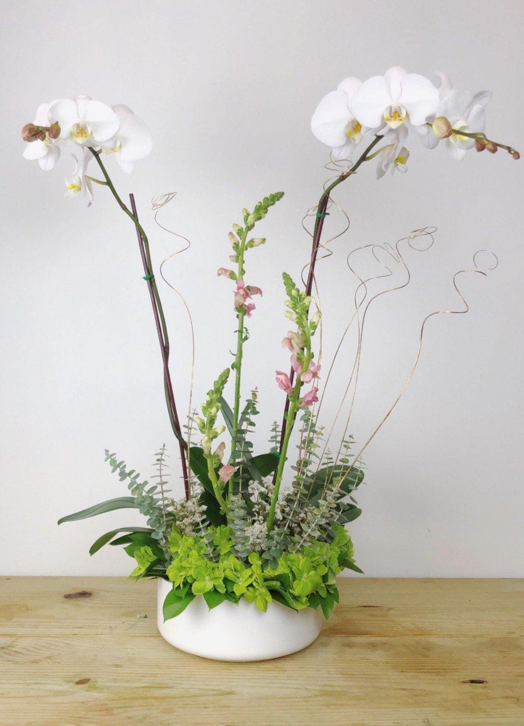 Orchid & Flowers Arrangement