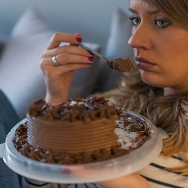 Emotional eating and food cravings