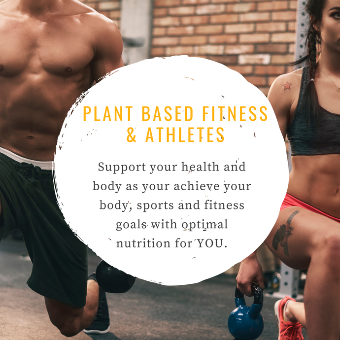 Vegan Fitness and Athletes