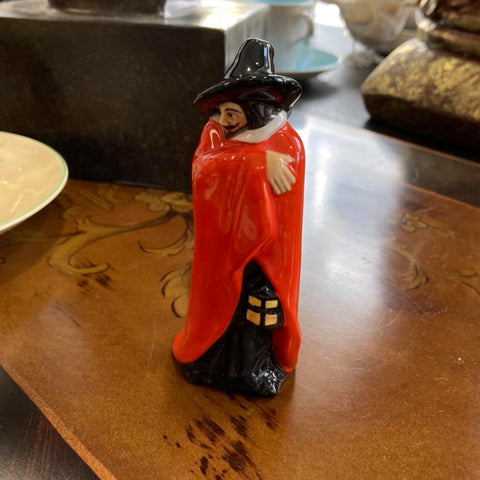 'Guy Fawkes' miniature figurine