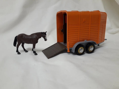 Britains Horse Float and Horse c1960's