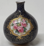 Royal Doulton Hand Painted Miniature Vase