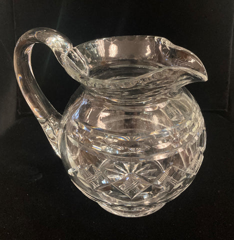 Edinburgh Crystal Water Jug