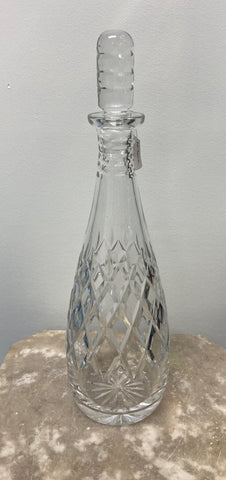 Webb Corbett Decanter