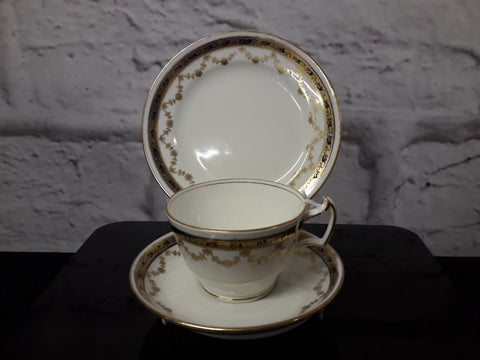 Hammersley cup, saucer and plate