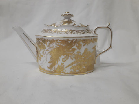 Royal Crown Derby Teapot