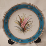 Royal Worcester 1881 - Hand Painted Flowers