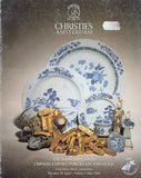 Ch'ing Dynasty blue & white Chinese 'export' porcelain