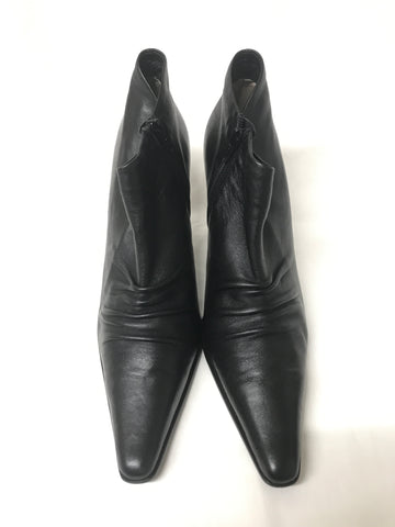 Top End Black Boots