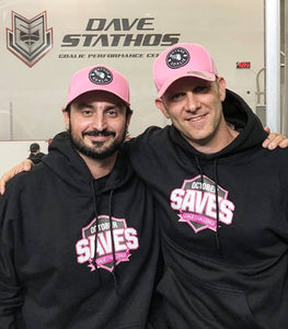 October Saves - Tribute Trucker (Pink)