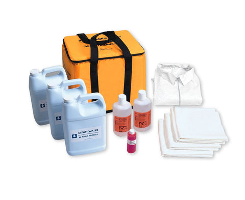 CHEMSORB¨ DECONTAMINATION KIT