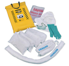 CHEMSORB¨ Commando Spill Containment Kit