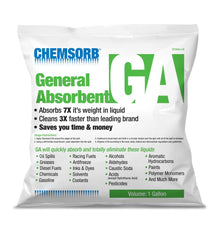 CHEMSORB¨ GA - GENERAL ABSORBENT - 1 Gallon Bag