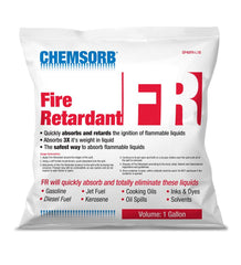 CHEMSORB¨ FR - FLAMMABLE LIQUID RETARDANT ABSORBENT - 1 Gallon Bag