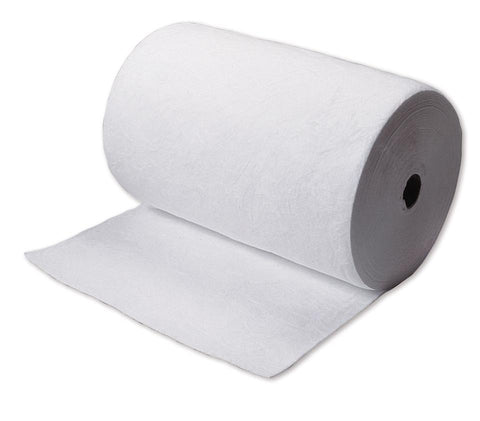 "CHEMSORB¨ Oil Only Heavy-Duty Absorbent Split Rolls - 14.25""x 125' 2/Box"