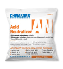 CHEMSORB¨ AN -Ê ACID NEUTRALIZING ABSORBENT - 1 Gallon Bag