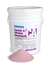 CHEMSORB¨ CA - CAUSTIC & ALKALINE NEUTRALIZING ABSORBENT - 5 Gallon Pail