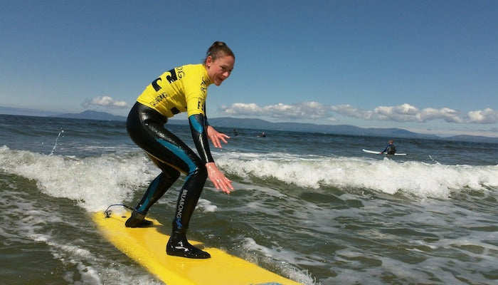 Beginner Surf Lessons. Learn to surf in Bundoran.