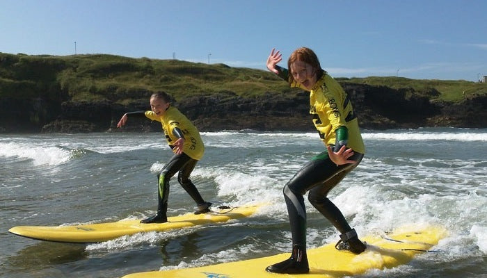 Junior Surf Camp - Bundoran, Ireland