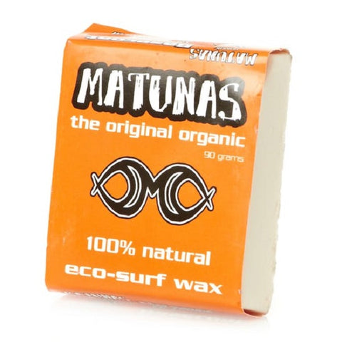 Matunas Organic Surf Wax - Base Coat