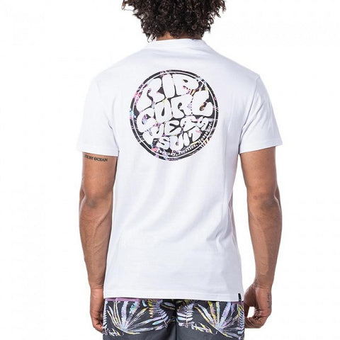 Rip Curl - Passage Tee - Optical White