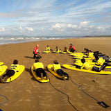 Group Surf Lessons in Bundoran