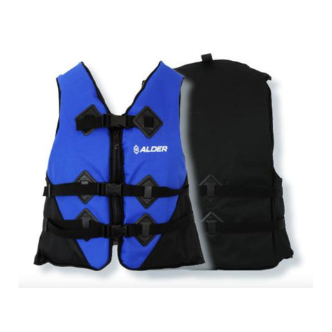 Alder Adult Buoyancy Aid 2018 (WABCPFD) - BLUE