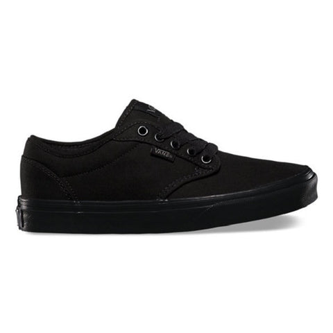Vans Atwood (Canvas) Black/Black - Mens