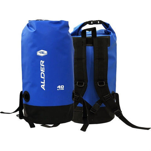 Alder Dry Bag Backpack 40L - Blue
