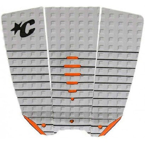 Creatures Tail Pad - Mick Eugene Fanning - Grey Orange
