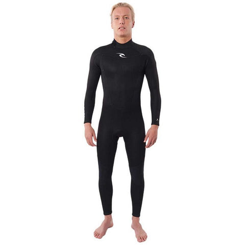 Ripcurl Freelite Mens 3mm Back Zip Wetsuit 2021 - BLACK