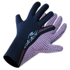 Alder Spirit 4mm Fast Dry Lined Adult Wetsuit Gloves 2018 (WAG21) - BLACK