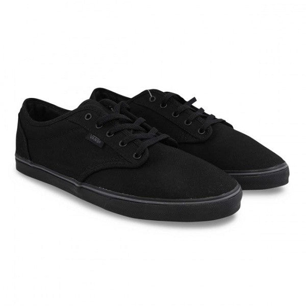 4e71df08a4 Vans Junior Atwood Shoes 2018 - Black (BACK TO SCHOOL) – Surfworld ...