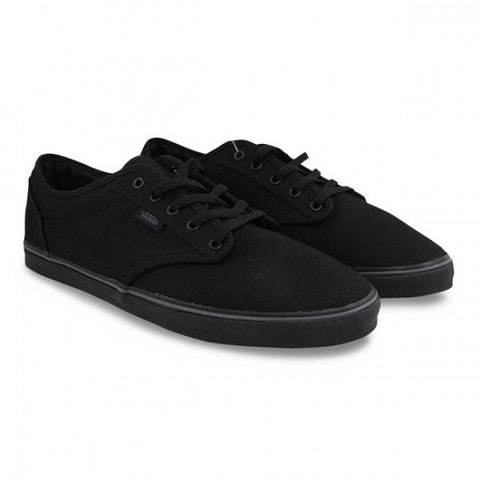 Vans Junior Atwood Shoes 2017 - Black (BACK TO SCHOOL)