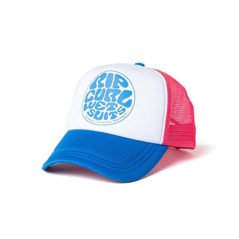 Rip Curl Wettie Trucka Cap - Royal Blue