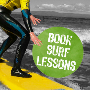 Book a surf lesson in Bundoran