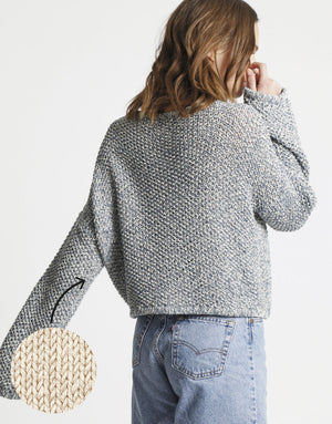 Open image in slideshow, Julia Sweater · Knitting Kit