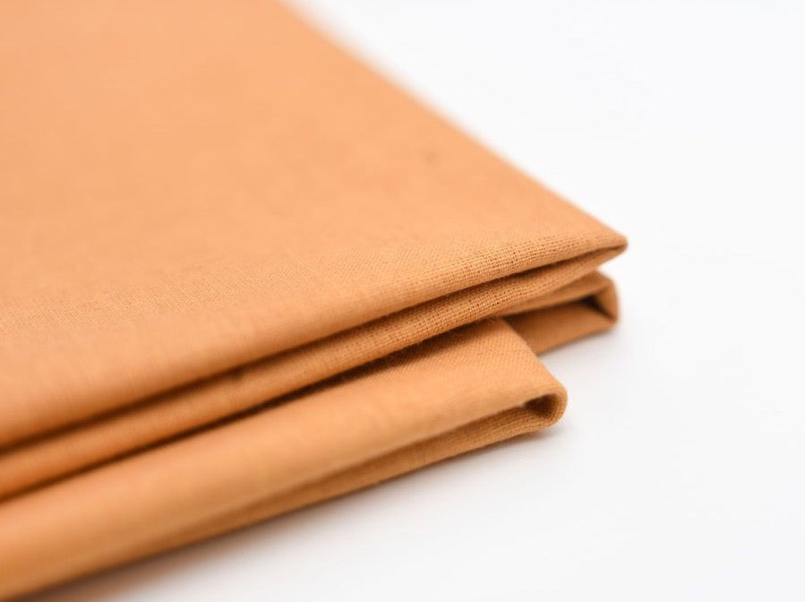 Recycled Cotton · Okhra Orange